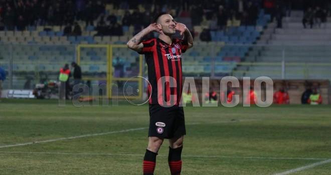 """Di Piazza su Facebook: """"Da domani sarò un tesserato del Lecce"""""""