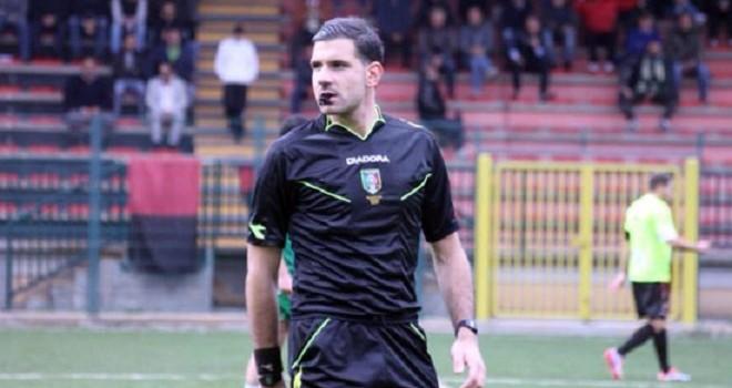 Serie D - Girone F, 19a giornata: le designazioni arbitrali