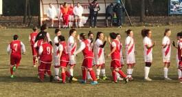 Femminile Mantova Calcio corsaro a Flero
