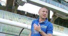 Sport Lucera, termina il rapporto con il tecnico Mendolicchio