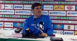 """Trapani, Calori: """"Domani partita importante, ho visto bene i nuovi"""""""