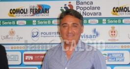 "Trapani-Novara, Calabrese: ""Partita dura sabato, ci vuole umiltà"""