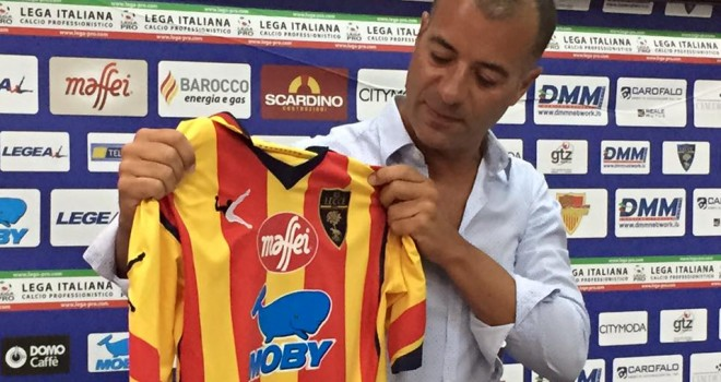 """Sticchi Damiani: """"Rizzo la prima scelta"""". Sulla campagna abbonamenti.."""