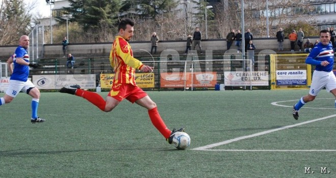 La Virtus Benevento torna alla vittoria: l'Apice cade in casa per 2-1