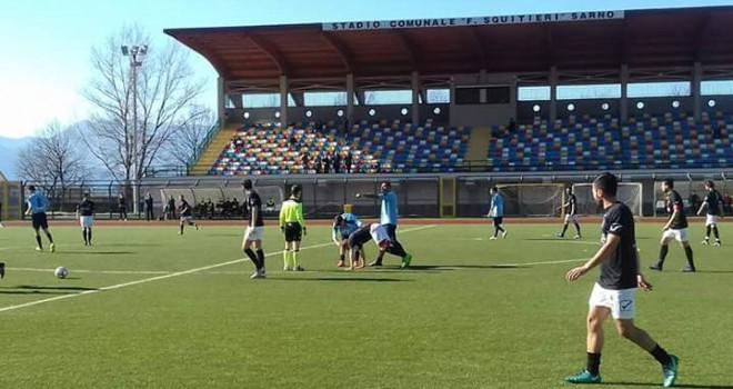 Intercampania e San Vincenzo impattano sullo 0-0