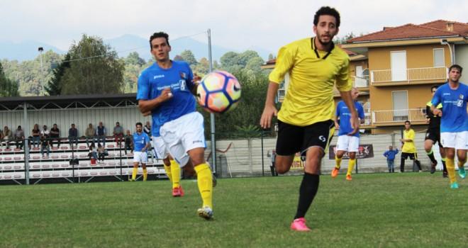 Seconda C - FC Biella corsara a Lenta. VEO ko, Torri fermate sul pari