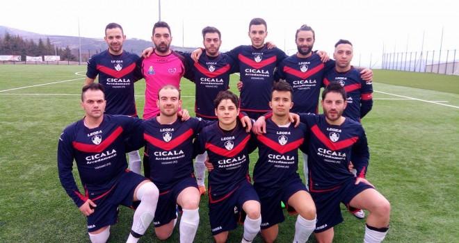 HIGHLIGHTS - United Calvello-Raf Vejanum Prima B 25-02-2017
