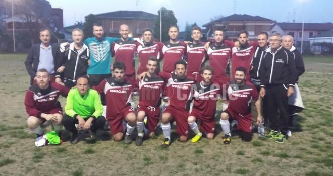 Terza Categoria Novara - Il Bettole è campione!