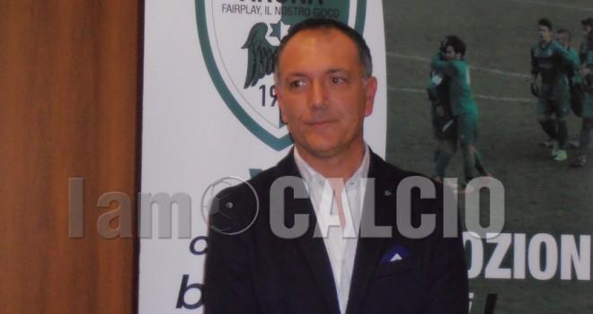 Il tecnico della capolista Ferrero