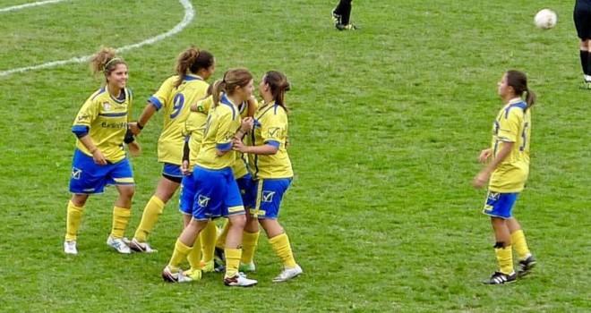 Poggese femminile, vittoria sofferta a Bologna