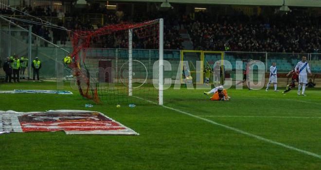 Gli highlights di Foggia-Matera 3-1 a cura di Lega Pro Channel