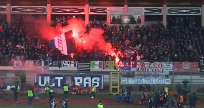 Portici-Ebolitana, ammende per i due club dopo i fatti di Coppa
