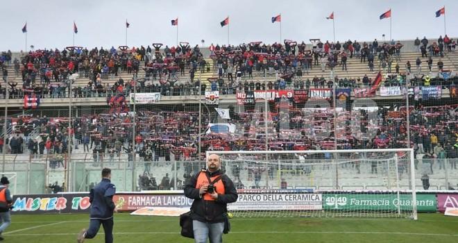 Tifoseria del Taranto