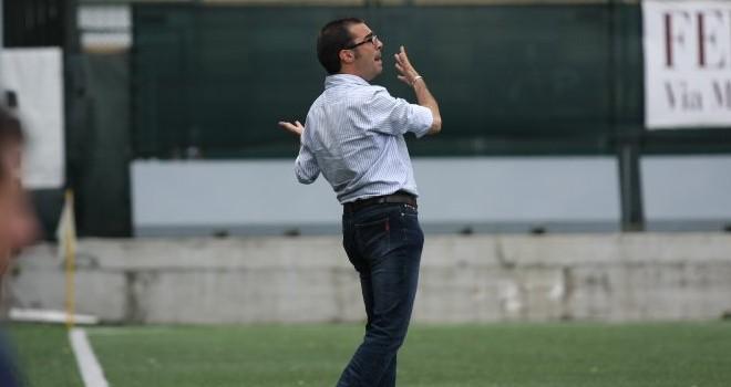 Ghiron, allenatore La Cervo