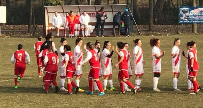 Femminile Mantova Calcio: grande attesa per il big match