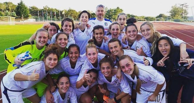 """Under 17, G. Greggi : """"Il nostro calcio oltre apparenze e pregiudizi"""""""
