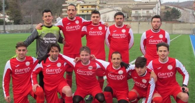 HIGHLIGHTS - Calvello-Montemurro 6-2 Prima B 22a giornata 18-03-2017