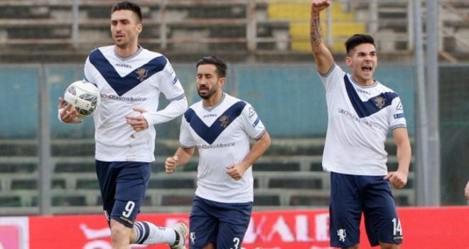 Top 5 gol. Novara e Benevento ai piedi del podio, Brescia vittoriosa