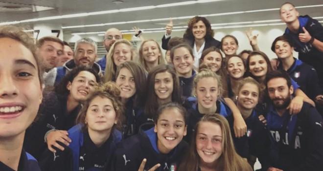 """Under 17, Asia Bragonzi : """"Il calcio è arte, bellezza del movimento"""""""