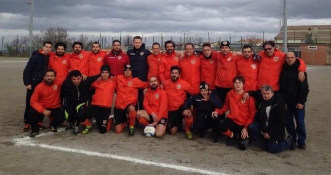 La Fiasca, 500 partite disputate, 150a vittoria e 50 gol di La Rocca
