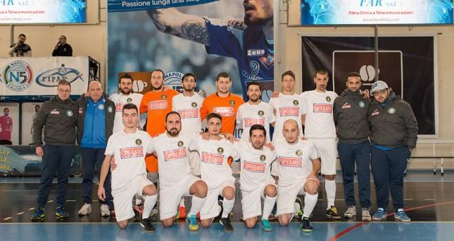 Calcio a 5. Serie C2. Il Limatola farà visita al Sorrento