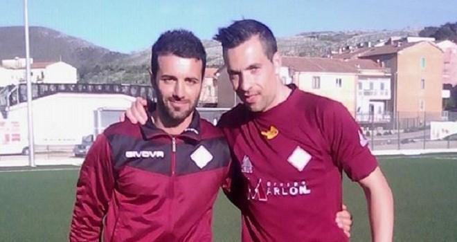 """Sammarco, Santoro: """"Rispetto per il Terlizzi, ma vogliamo i tre punti"""""""