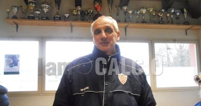 """Dossena sorride nel dopogara: """"L'Oleggio deve giocare per vincere"""""""