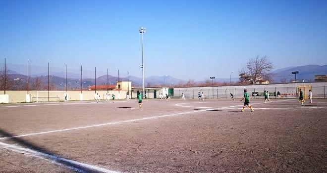Cinquina Saviano in Coppa, travolto l'Anzano si vola in semifinale