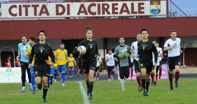 Ferreri Caputi dirige Recanatese-Jesina