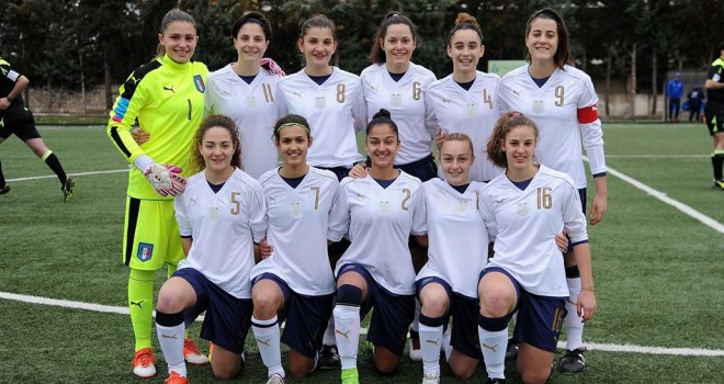 Under 17, si parte con Italia-Germania, sfida ai campioni in carica