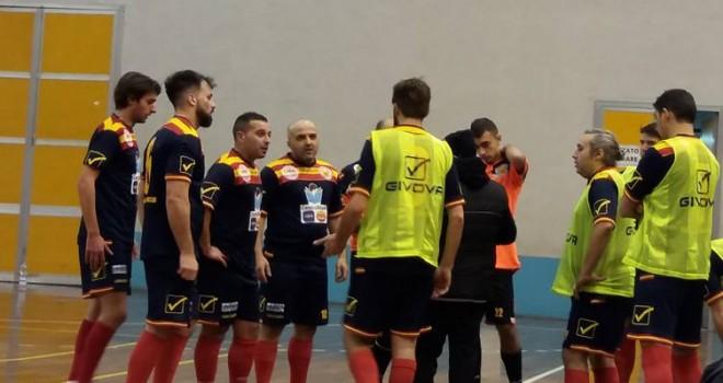 Sanniti F.S. Domani il derby contro la Campana: una gara che vale...