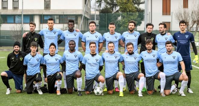 Sporting Club Brescia travolgente sul San Zeno