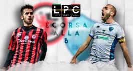 Un posto per due: Foggia-Matera, tempo di big match