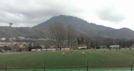 Festival del gol tra Audax e Virtus Picentini, vincono i rossoverdi