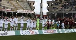 Salernitana e Cesena non si fanno male: 1-1 all'Arechi