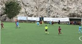 Pari e polemiche tra Calpazio e Sanseverinese. Costa d'Amalfi fa festa
