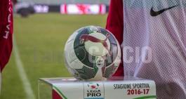 Lega Pro: ultime due giornate in contemporanea