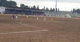 """Pari e patta tra Novoli e Atletico Vieste: 0-0 al """"Cezzi"""""""