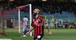 """Foggia, Mazzeo: """"Lo stadio è venuto giù al mio gol, che emozione"""""""