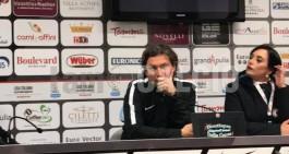"""Stroppa: """"Bravi a eludere pressing del Matera. La dedico ai ragazzi"""""""