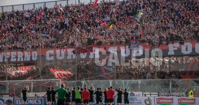 Foggia-Paganese: le info per i biglietti