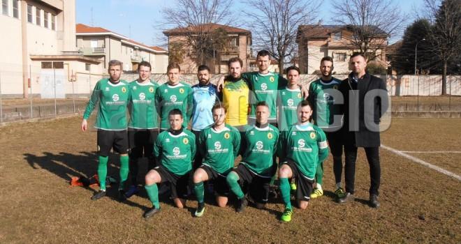 Prima Categoria A - La Sparta Novara mette la freccia