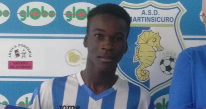 Dall'Eccellenza alla Viareggio Cup, la favola di Alfred Mamadou Kone