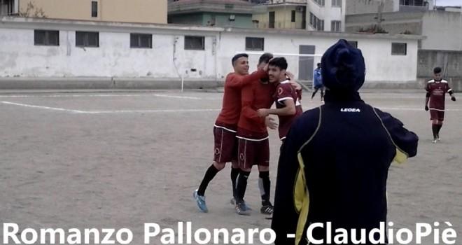 VIDEO. C.Sant'Antonio Frattamaggiore - Volare C. 2-1: i goal
