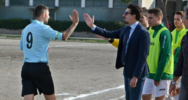 """Promozione A, ds Marco Milano : """"Canosa-Molfetta 2, match delicato"""""""