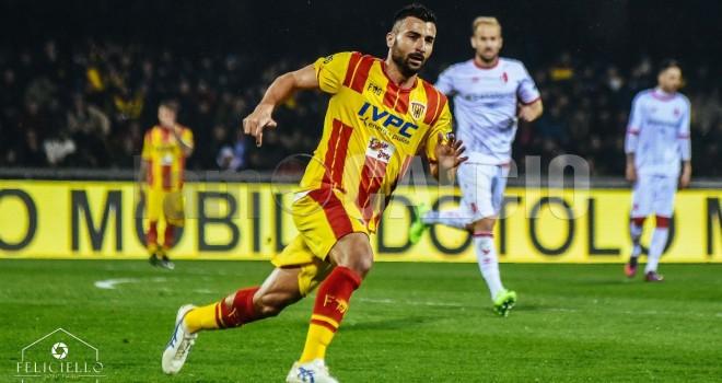 Serie B. Top 5 gol: due reti vengono da Perugia-Benevento