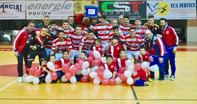 Futsal Barletta: vittoria in rimonta e playoff conquistati