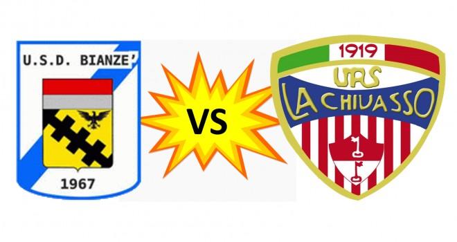 Bianzè-La Chivasso, scontro tra titani. Chi è la favorita?