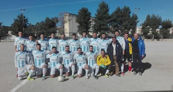 Il Lucera supera il Sammarco anche al ritorno: è ai quarti di Coppa