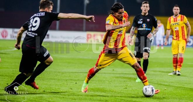Benevento. Oggi la ripresa in vista del match contro lo Spezia